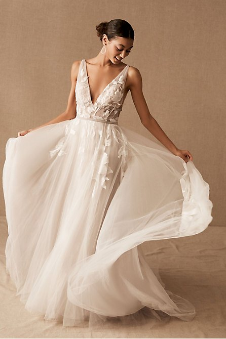 Stylish Dresses fit for an Intimate Wedding