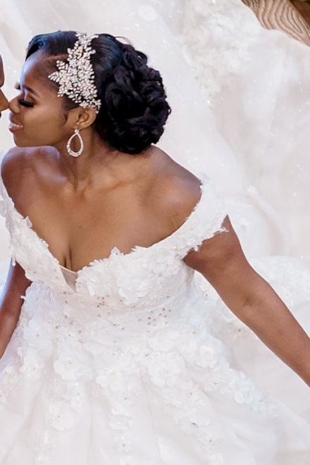 Luxury Hair Vine by Bridal Style Boutique