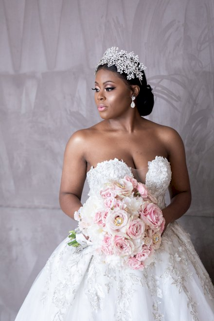 Elegant Crystal Bridal HeadPiece