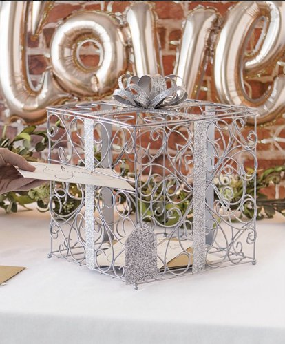 Reception Gift Card Holder Box