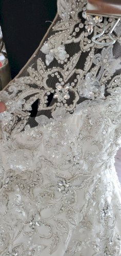 Ysa Makino A-Line Wedding Dress