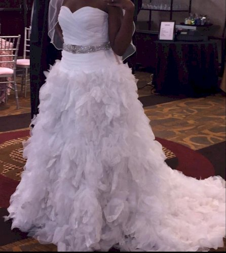 Jasmine Haute Couture Bridal Gown
