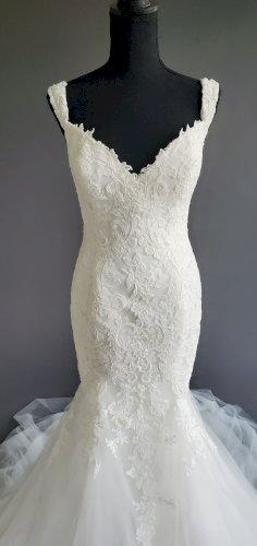 Maggie Sottero Mermaid Dress Size 12