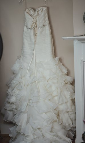Maggie Sottero Divina Wedding Gown