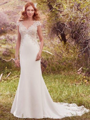 Maggie Sottero Odette Wedding Dress 7MC398MC