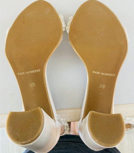 *Brand New* Custom Made Size 7 Wedding Shoes